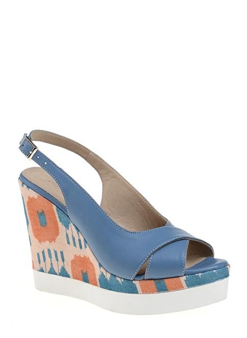 Divarese Sandalet Mavi